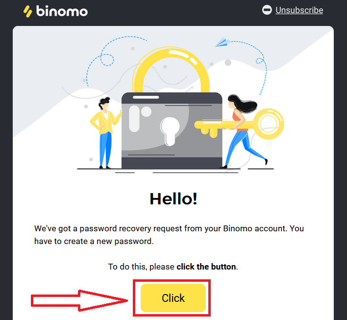 How to Register and Login Account in Binomo