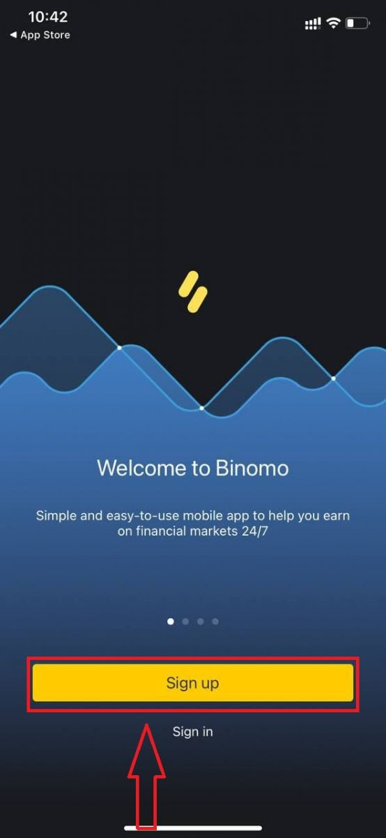 How to Register and Withdraw Funds at Binomo